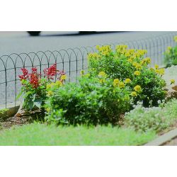 Apollo Border Fence - 400mm x 10m